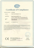 Certificates of Compliance
