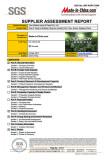 SGS Certificates 2