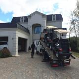 2 Seater Golf Car in Argentina