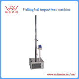 Falling ball impact test machine