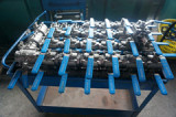 Finished 3pc ball valve