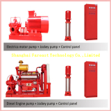 New Diesel Engine Drive Single Stage, Multi Stage, Single Stage Open Double Suctionlong Fire Pump