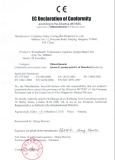 CE delaration of comformity for trichomonas test