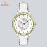 Stainless Steel Sapphire Watch Swiss Quartz Watch Ladies Watch 71179