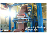 Extruding Mchine from Italy