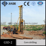 Core drilling rig GSD-2