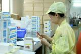 QA/QC inspecting E liquid label & box