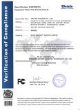 FCC Part15 Class B