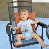 Baby favorite outdoor floor decking