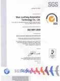 ISO9001 Certificate(English)