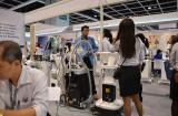 Cryopolysis slimming machine