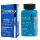 Zantrex-3 Rapid Weight Loss Slimming Capsules