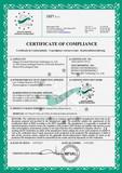 CE certificate-driver