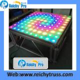 New Portable LED Lighting Mobile Stage Dance Floor