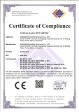 Joinwe Certificates
