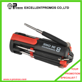 8 in One Multi Screwdriver Set with 6LED Torch (EP-TS8121)