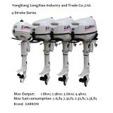4 Stroke Outboard Engine