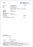 QITELE EN71-3:2013 Testing Report