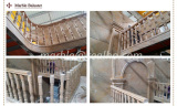Imperial Gold Marble Baluster Series