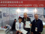 Zhuoya on International Exhibitions