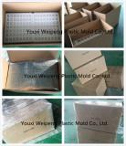 Concrete mould- packing process