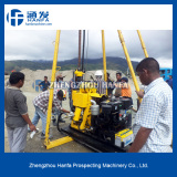HF200 water well drilling rig to play well in Japan