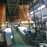 Air Jet Loom with Jacquard running in customers′ factory