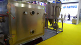 our vacuum dryer in fair
