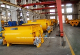 concrete mixer workshop