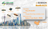 MAY 24-26,2017 RECHINA ASIA EXPO in Shanghai