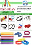 Products Catalogue-Bracelet USB Flash Drives