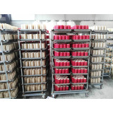 LED wax candle warehouse