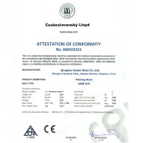 CE certification of the Aluminum Fishing boat