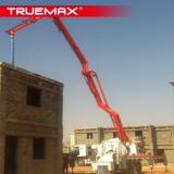 Mixing Boom Pump in Sudan