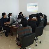 Sales Department Meeting