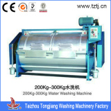 Horizontal type industrial washing machine from 15kg to 400kg