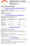 ABS MSDS Report