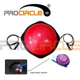 Half Yoga Ball Balance Trainer Bosu Ball with Hook (PC-BB2001)