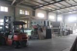 sanding processing