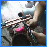 Pipe Wrench Hardening