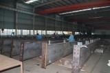 Steel production workshop
