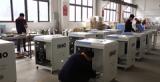 Machine assembly