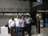 Technicians in India, the client company