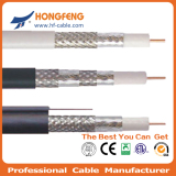 75 Ohm RG6 coaxial cable