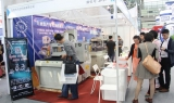 2013 Shanghai International touch screen exhibition