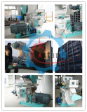 29th, Nov, 2017 Wood Pellet Mill With Automatic Lubrication Delivery To Indonesia