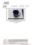 enamel mug SGS test