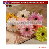 Artificial Fake Silk Gerbera Daisy Flower Bouquet Wedding Party Home Decor Craft