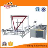 Folding making machine