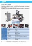 Carrousel Type ATC CNC Router